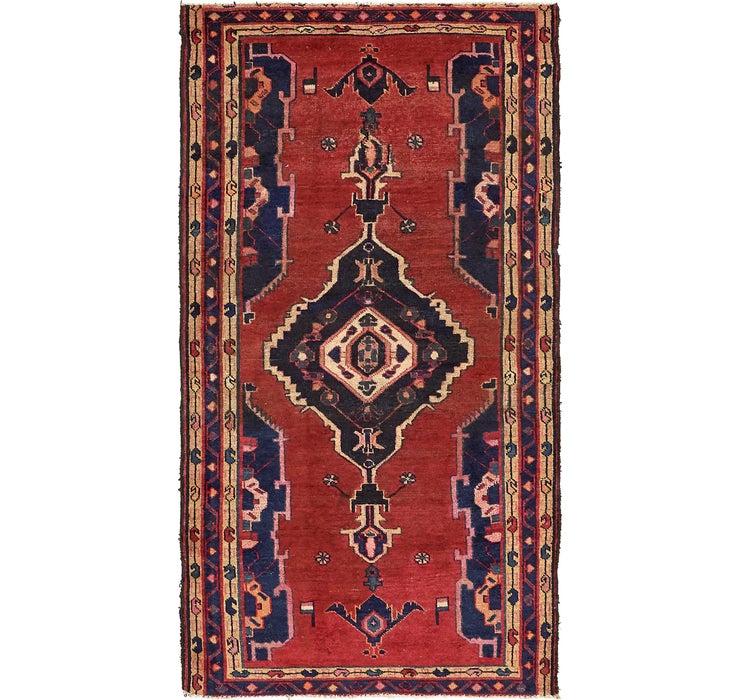 117cm x 218cm Hamedan Persian Rug