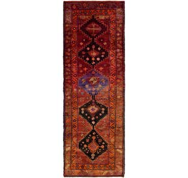 Image of 3' 7 x 10' 4 Sarab Persian Runner Rug