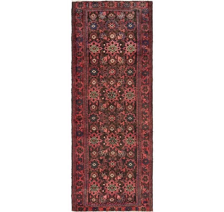 3' 6 x 9' 7 Ferdos Persian Runner Rug