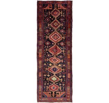 Image of 4' 8 x 12' 5 Sirjan Persian Runner Rug
