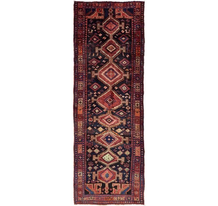 Image of 4' 8 x 12' 5 Sirjan Persian Runner Rug