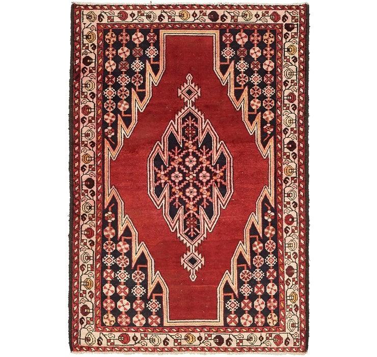 130cm x 190cm Mazlaghan Persian Rug