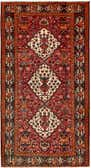5' 3 x 9' 10 Shiraz Persian Rug thumbnail