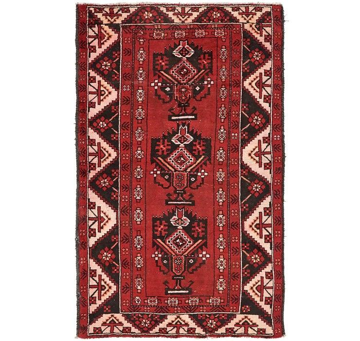 4' 2 x 6' 9 Ferdos Persian Rug