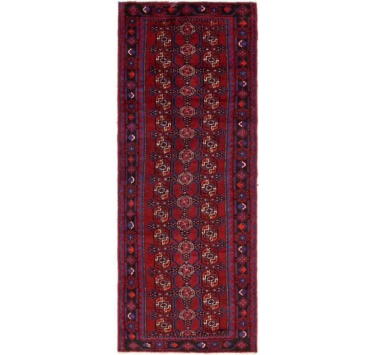 107cm x 305cm Ferdos Persian Runner Rug