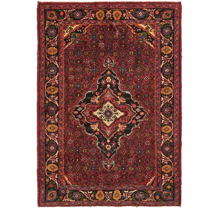 135cm x 193cm Gholtogh Persian Rug