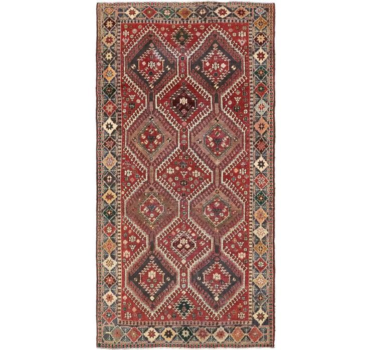 5' 2 x 10' 2 Shiraz Persian Rug