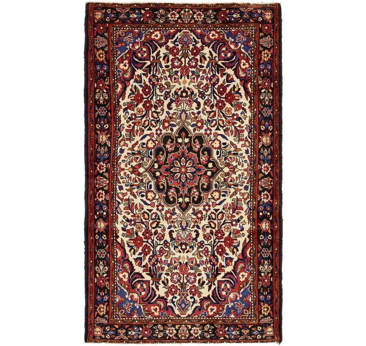 168cm x 295cm Borchelu Persian Rug