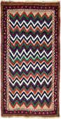 3' 6 x 6' 5 Shiraz-Gabbeh Persian Rug thumbnail