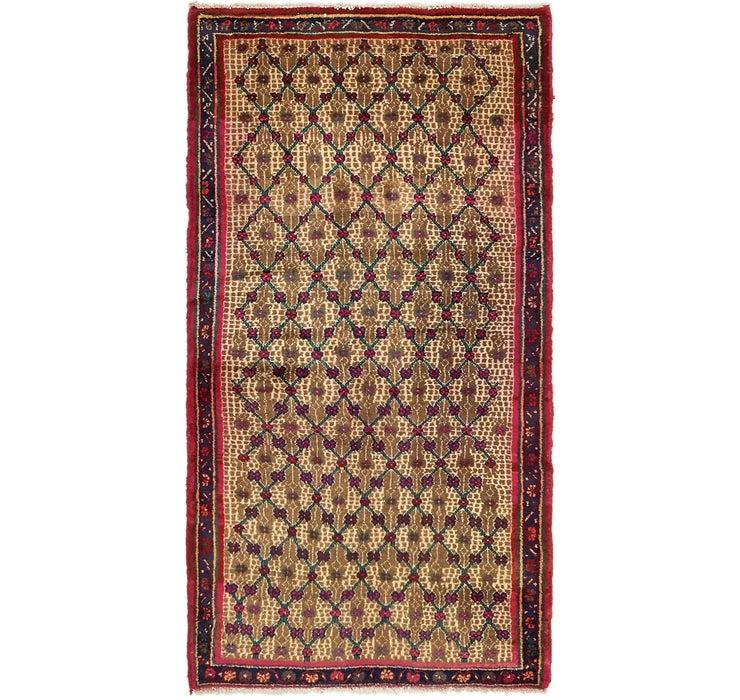 107cm x 200cm Koliaei Persian Rug