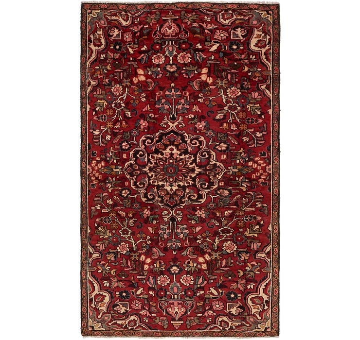 122cm x 213cm Borchelu Persian Rug