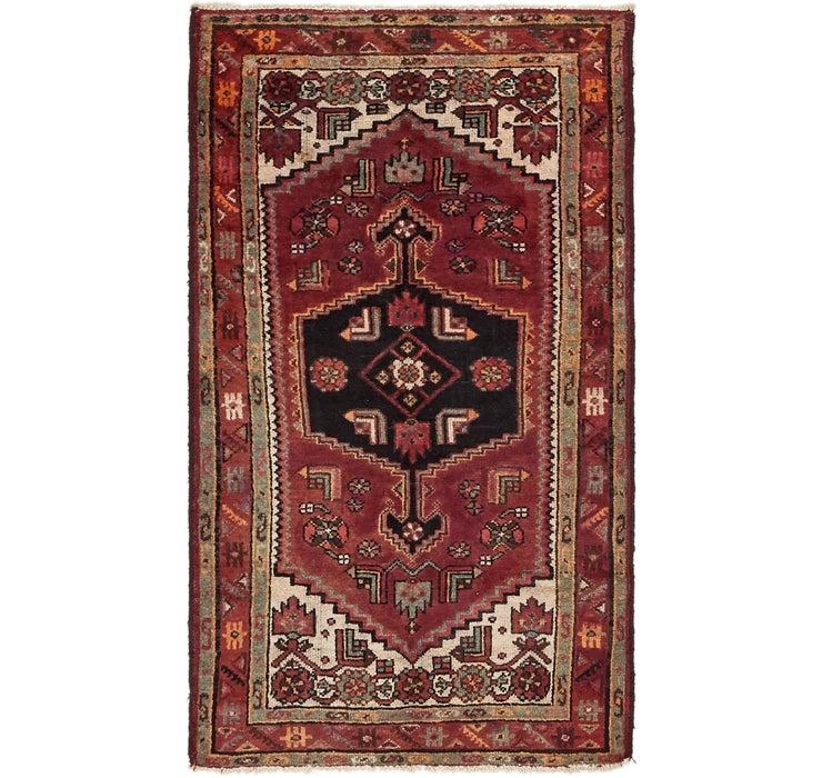 110cm x 193cm Zanjan Persian Rug