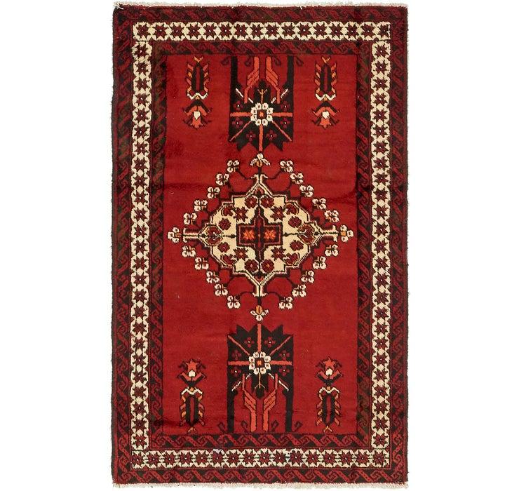 4' x 6' 7 Ferdos Persian Rug