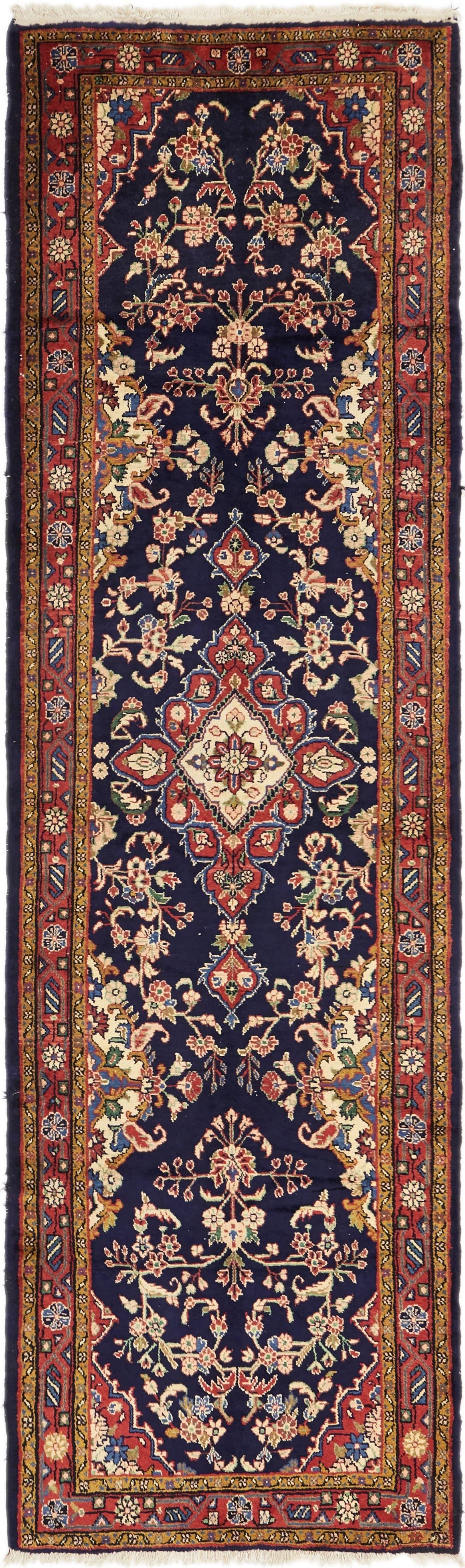 3' 5 x 12' 4 Borchelu Persian Runner Rug main image