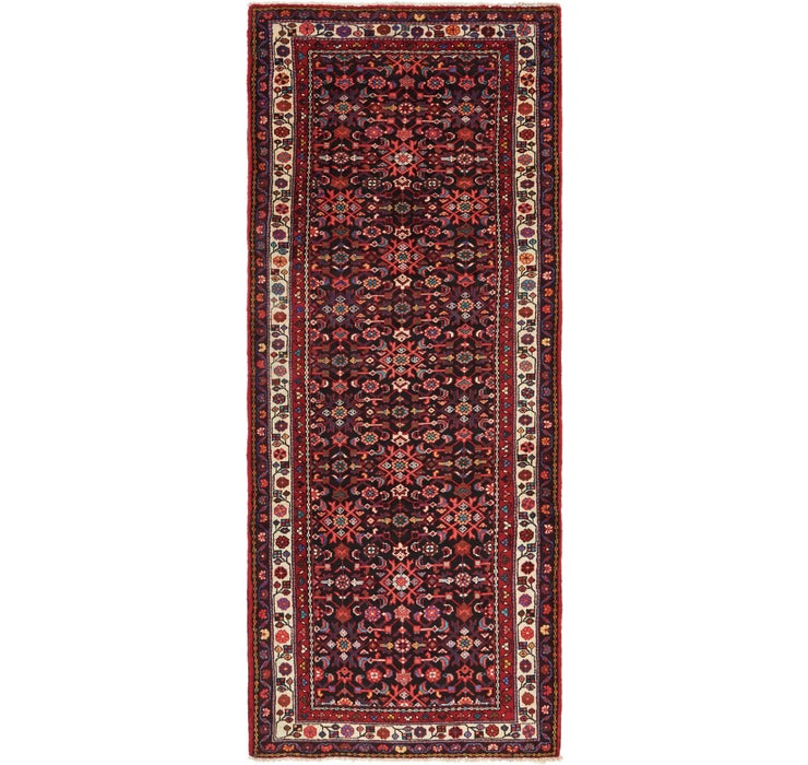 115cm x 300cm Hossainabad Persian Run...