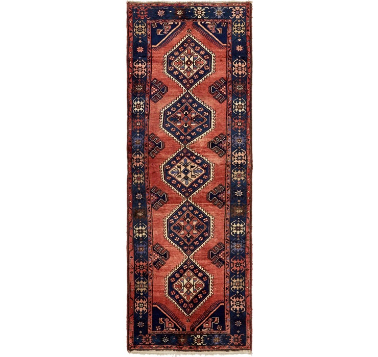 110cm x 320cm Borchelu Persian Runner...