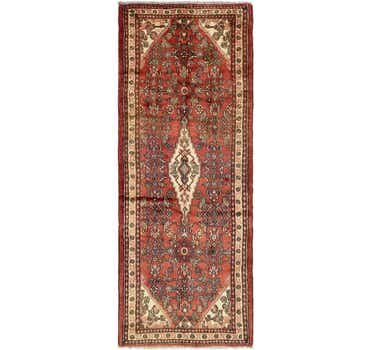 Image of 3' 9 x 9' 9 Liliyan Persian Runner ...