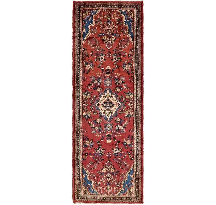 Image of 112cm x 335cm Shahrbaft Persian Runne...