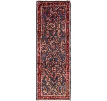 3' 5 x 10' 4 Borchelu Persian Runner Rug main image