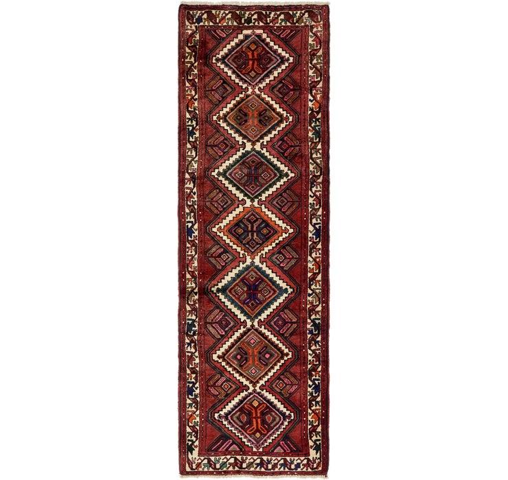 90cm x 310cm Chenar Persian Runner Rug