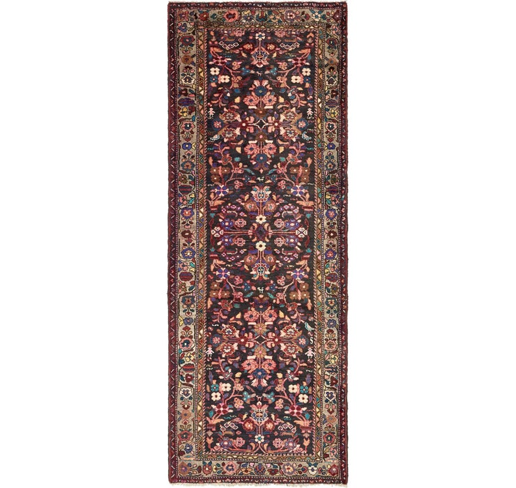 112cm x 305cm Borchelu Persian Runner...