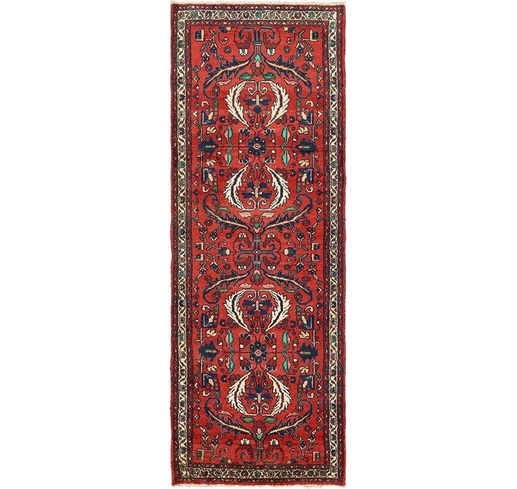 110cm x 300cm Zanjan Persian Runner Rug