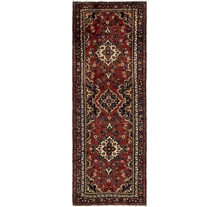 112cm x 323cm Hamedan Persian Runner ...