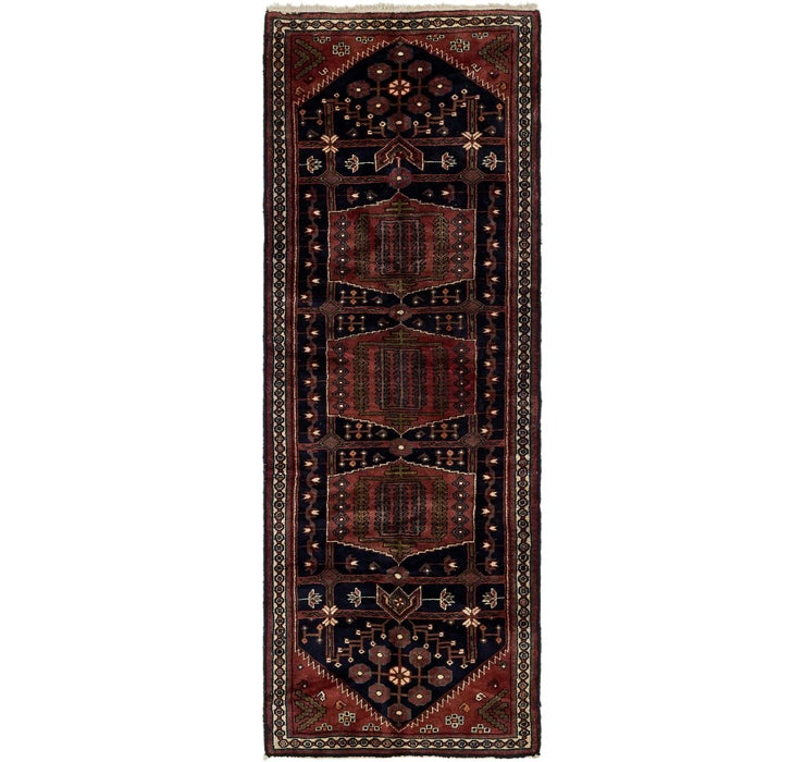 3' 6 x 10' Saveh Persian Runner Rug