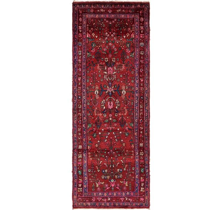 112cm x 300cm Hamedan Persian Runner ...