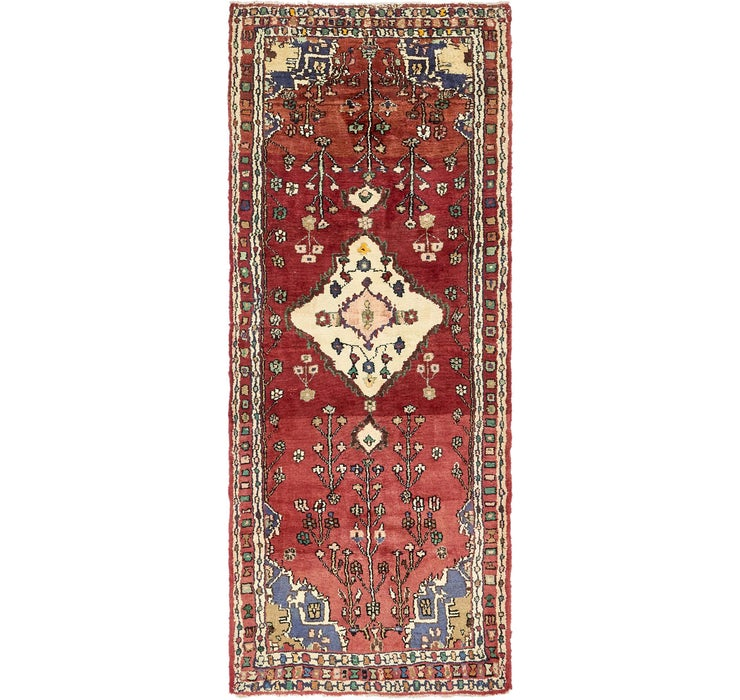 3' 10 x 9' 10 Liliyan Persian Runner ...
