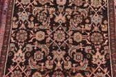 3' 6 x 13' Hossainabad Persian Runner Rug thumbnail