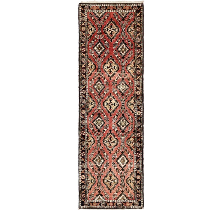100cm x 305cm Malayer Persian Runner ...
