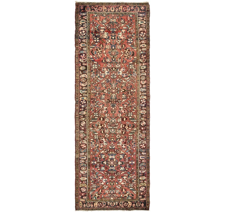 107cm x 318cm Borchelu Persian Runner...