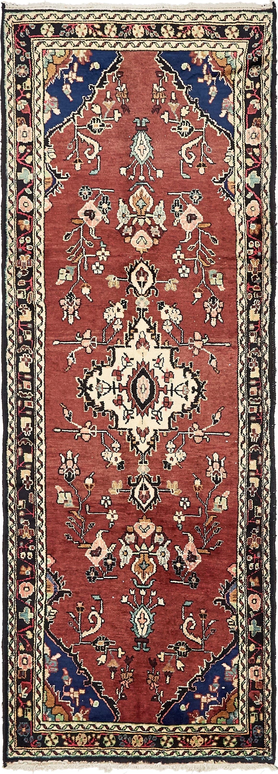 3' 5 x 9' 6 Zanjan Persian Runner Rug main image