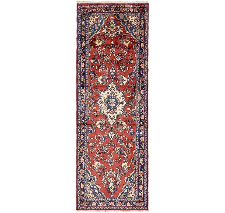 97cm x 282cm Tafresh Persian Runner ...
