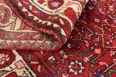 3' 7 x 9' 10 Hossainabad Persian Runner Rug thumbnail