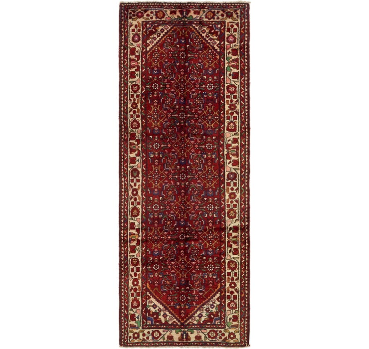 110cm x 300cm Hossainabad Persian Run...