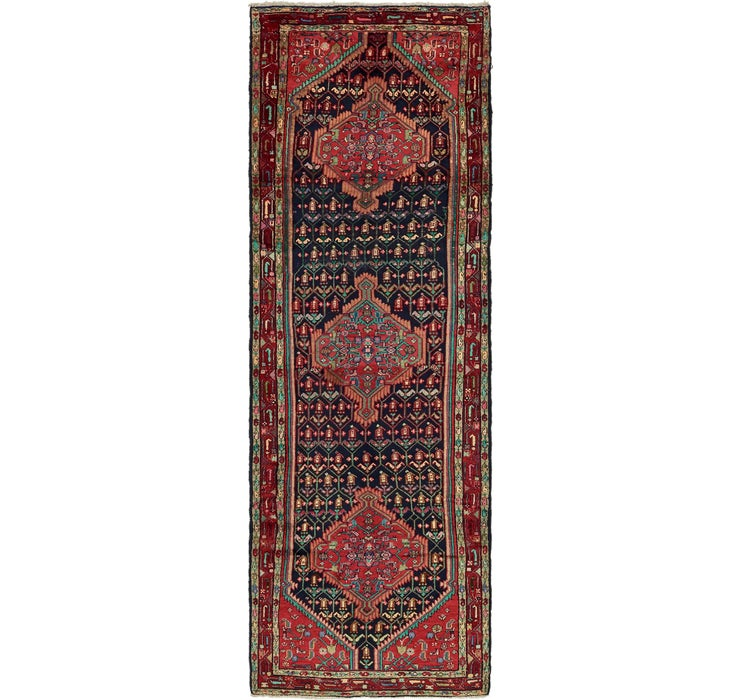 3' 8 x 11' 3 Koliaei Persian Runner ...