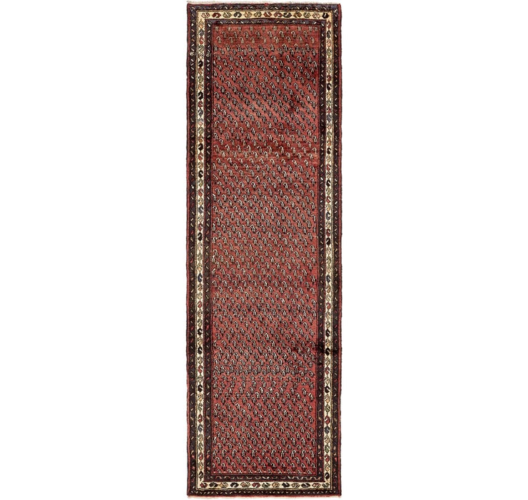 2' 11 x 9' 5 Koliaei Persian Runner ...