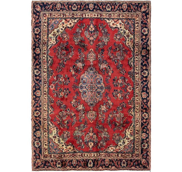 193cm x 280cm Shahrbaft Persian Rug