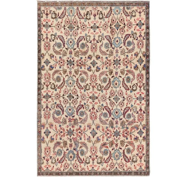 5' 5 x 8' 3 Birjand Persian Rug