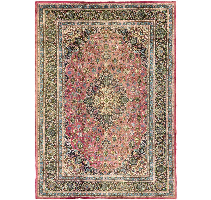 8' 2 x 11' 4 Kashmar Persian Rug