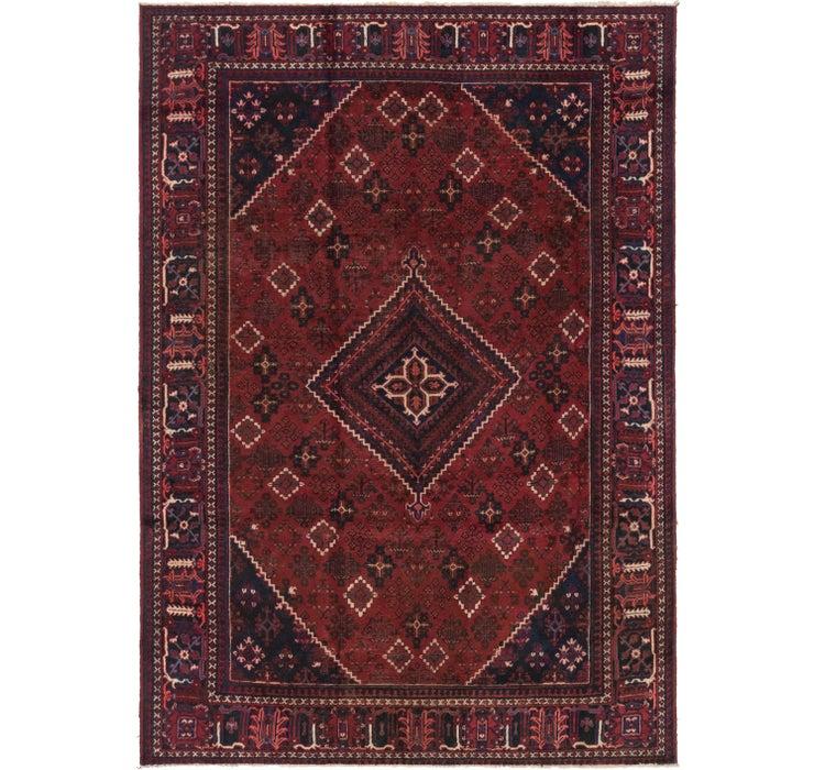 7' 7 x 10' 8 Joshaghan Persian Rug