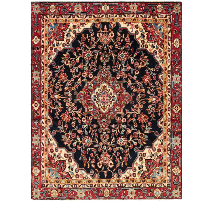 193cm x 270cm Shahrbaft Persian Rug