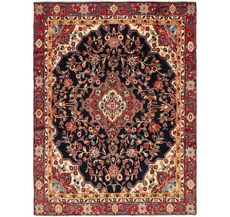 6' 4 x 8' 10 Shahrbaft Persian Rug