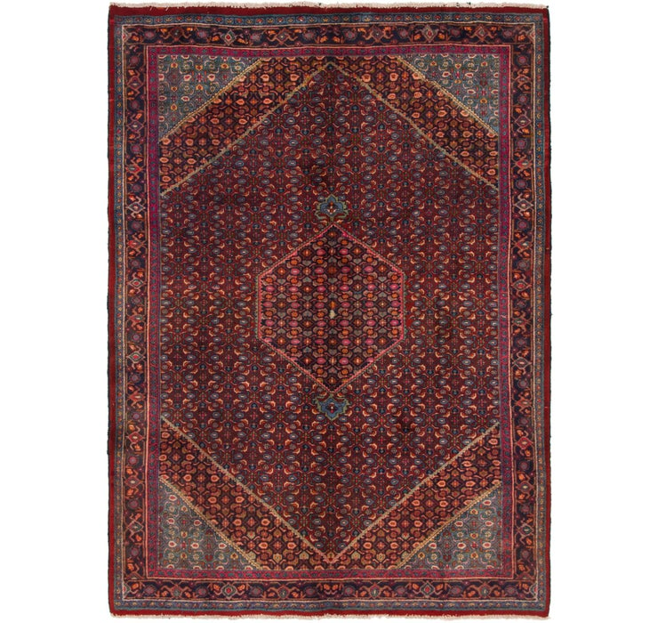 208cm x 285cm Gholtogh Persian Rug