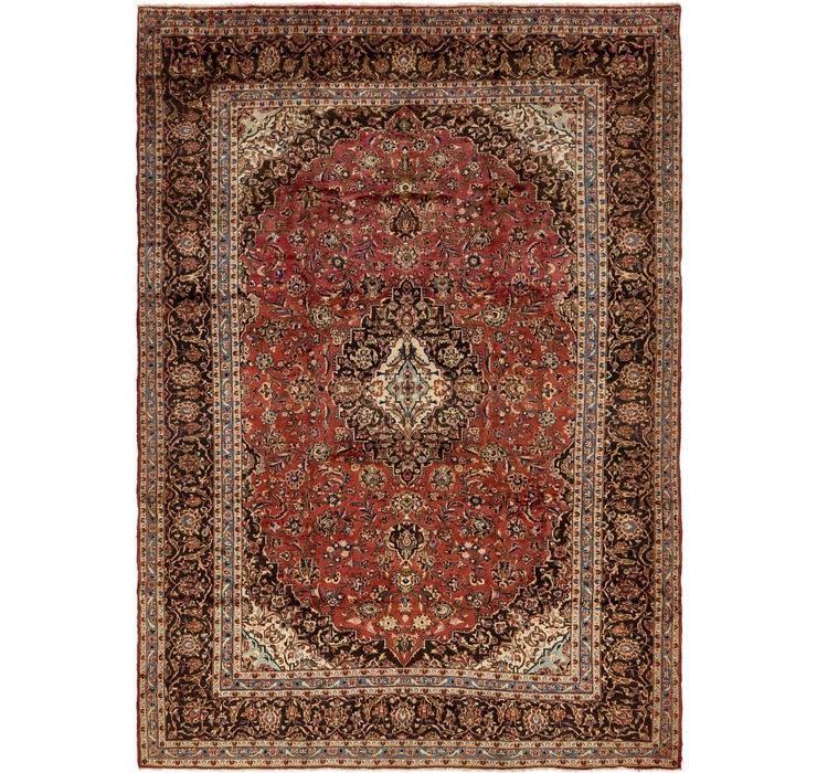 295cm x 415cm Kashan Persian Rug