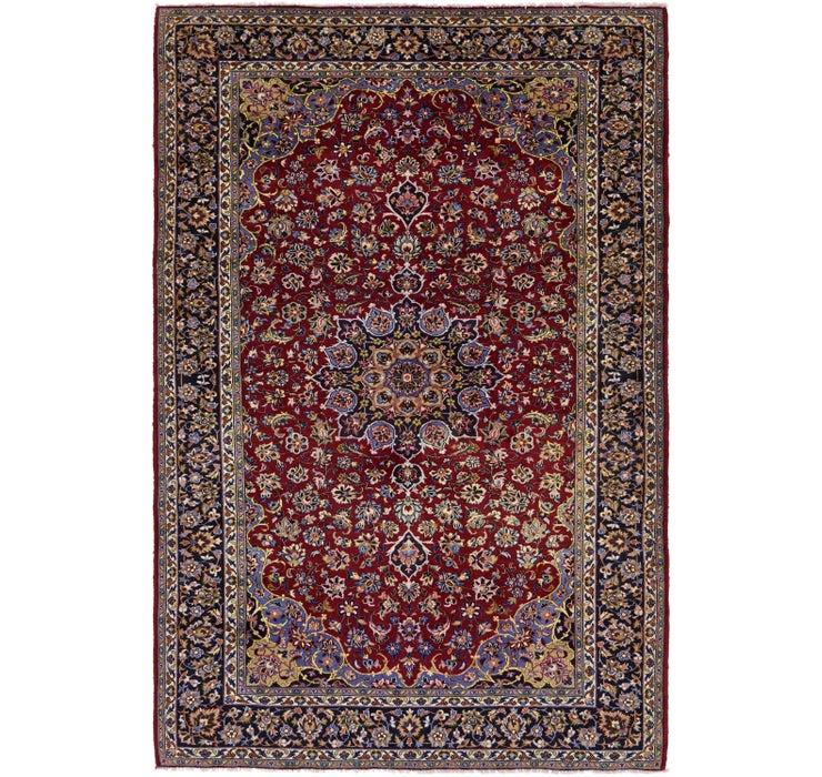 240cm x 365cm Isfahan Persian Rug