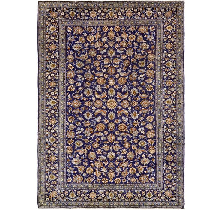 8' 8 x 12' 5 Kashan Persian Rug