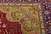 10' 2 x 13' Tabriz Persian Rug thumbnail